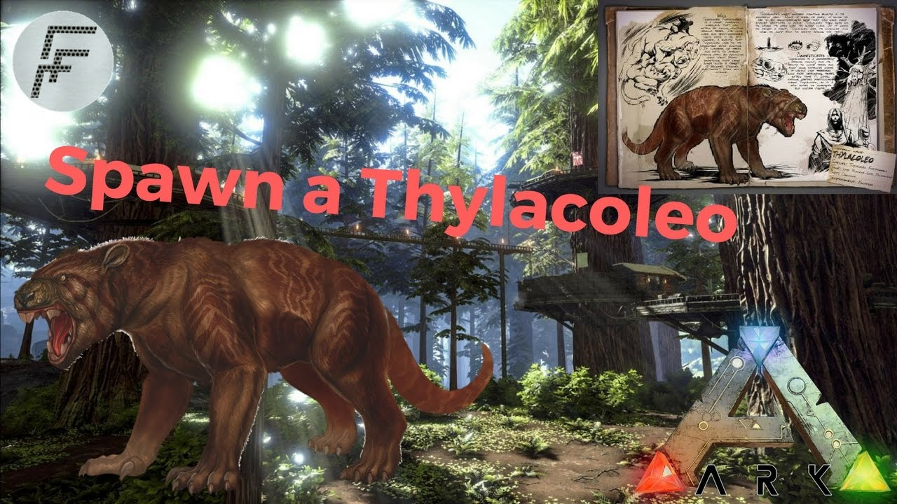 Ark survival evolved how to spawn a thylacoleo youtube ark survival evolved how to spawn a thylacoleo malvernweather Image collections