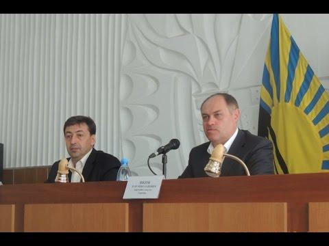 5.09.16 Визит Игоря Шкири в Торецк