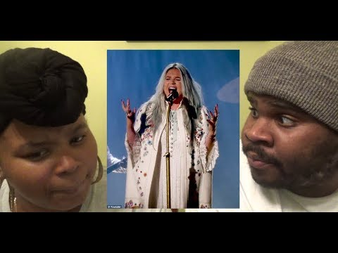 KESHA - PRAYING (LIVE) - REACTION