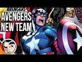 "Avengers ""The New Team, Origins of Earth"" - Complete Story 