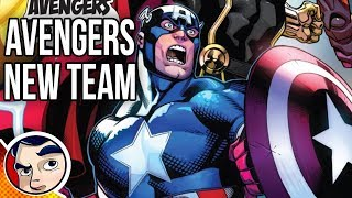 Avengers quot;The New Team Origins of Earthquot;  Complete Story  Comicstorian