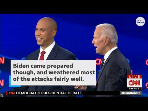 Democratic debates in Detroit, Day 2: Top highlights