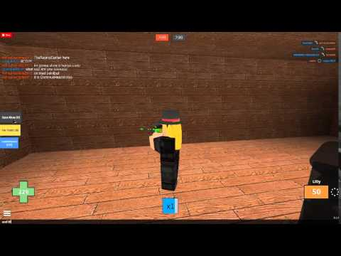 ROBLOX MAD PAINTBALL HARRY AND BLAZE SECRET CODE!