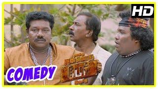 Enakku Innoru Per Irukku | Comedy |  G.V.Prakash Kumar | Ananthi | VTV Ganesan | Karunas | Yogi Babu
