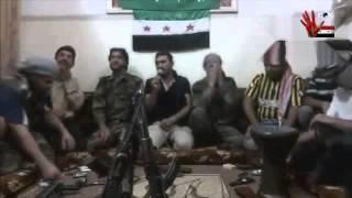 ÖSO teröristleri alemde patladı - Suriye Gerçekleri