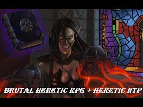 Brutal Heretic RPG +  Heretic Neural Texture Pack For GZDoom