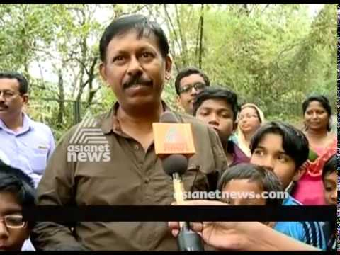 Water level of Thenmala Dam increased; huge rush of tourists