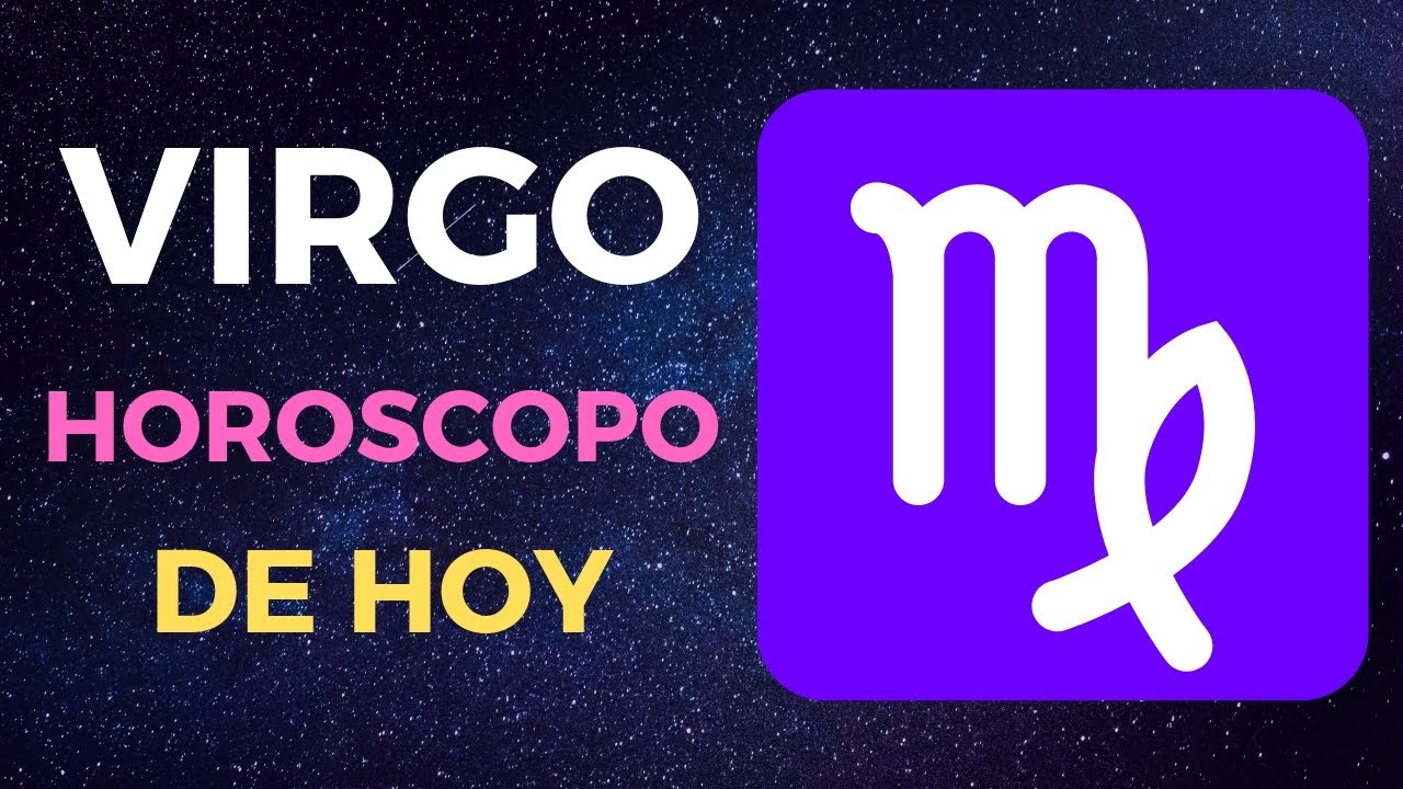 Horoscopo VIRGO HOY Miercoles 8 De JULIO 2020 YouTube