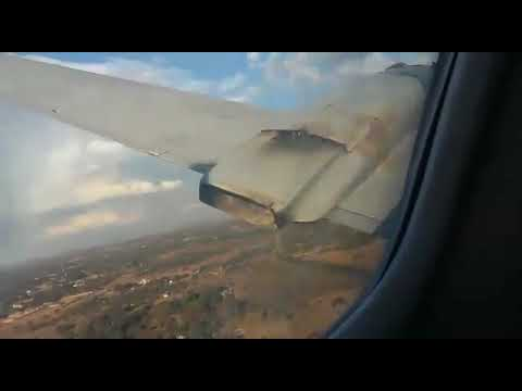 Plane Crash near Wonderboom, Pretoria, South Africa