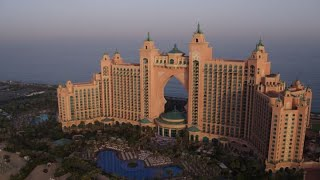 Tech and skateboarding: the new PR tricks behind Dubai's Atlantis resort