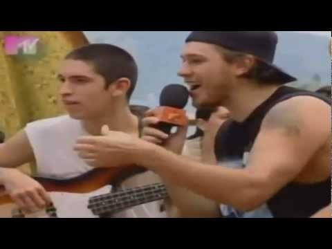 Luau MTV_ Charlie Brown Jr_ [1999]_(NOFX_Together On The Sun)