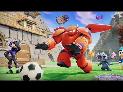 Disney's Big Hero 7 Official US Trailer #2