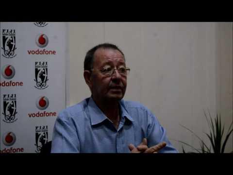 FNRL Fiji Sports Commission Cheque Presentation