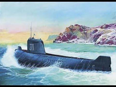 1/350 Zvezda K-19 Russian submarine - Inbox Review