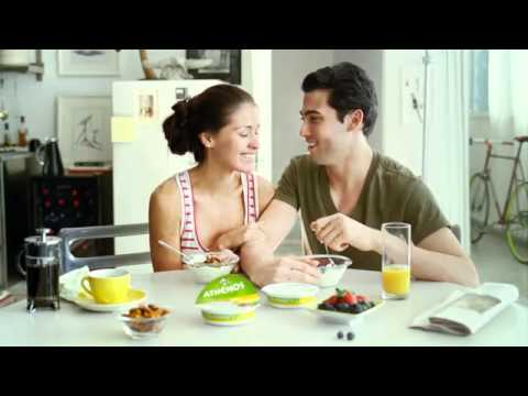 Funny Commercial – yaya says no to couple but yes to athenos