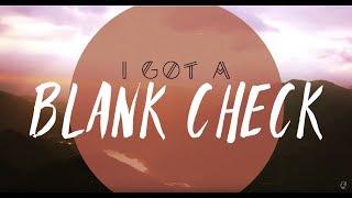 """Blank Check"" - Jason Chen Original | Lyric Video"