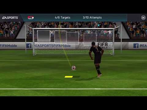 All daily tasks completed in 10 minutes on FIFA MOBILE