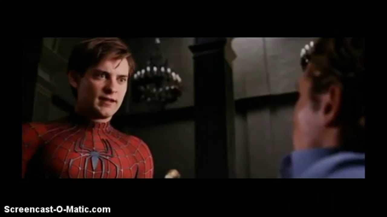 Spider man 2 harry finds out youtube - Spiderman harry ...