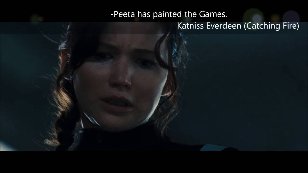 what is the story of the hunger games