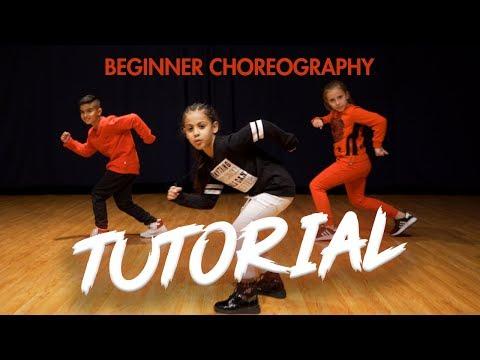 Dopebwoy - Cartier ft. Chivv & 3robi (Dance Tutorial) Easy Kids Choreography | MihranTV