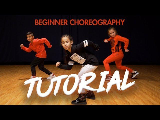 Beginner Hip Hop Dance Tutorials