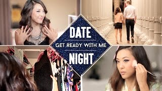Get Ready With Me | DATE NIGHT (Anniversary)