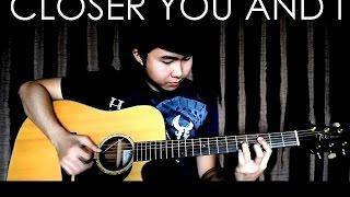 Gino Padilla - Closer You and I | INSTRUMENTAL | KARAOKE ACOUSTIC