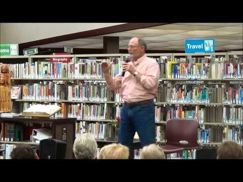 William Kent Krueger Author Event at RCPL
