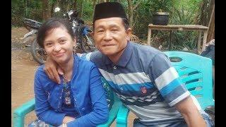 Kisah Asmara Kakek berusia 62 tahun Nikahi gadis 18 Tahun
