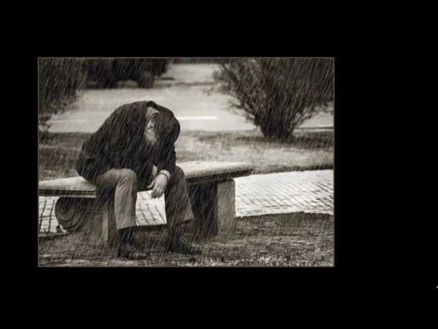 Richard Anthony -  J'irai pleurer sous la pluie.