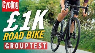 Best £1000 Road Bike: Boardman vs Giant vs Genesis vs Forme | £1k Bike Grouptest | Cycling Weekly