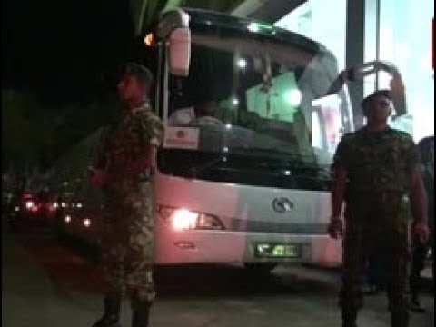 Sri Lankan cricket team booed off Dambulla stadium after ODI defeat