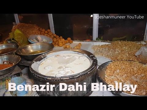 Benazir Dahi Bhallay Regal Chowk | Famous Lahori Dahi Vadda | Lahore Street Food III