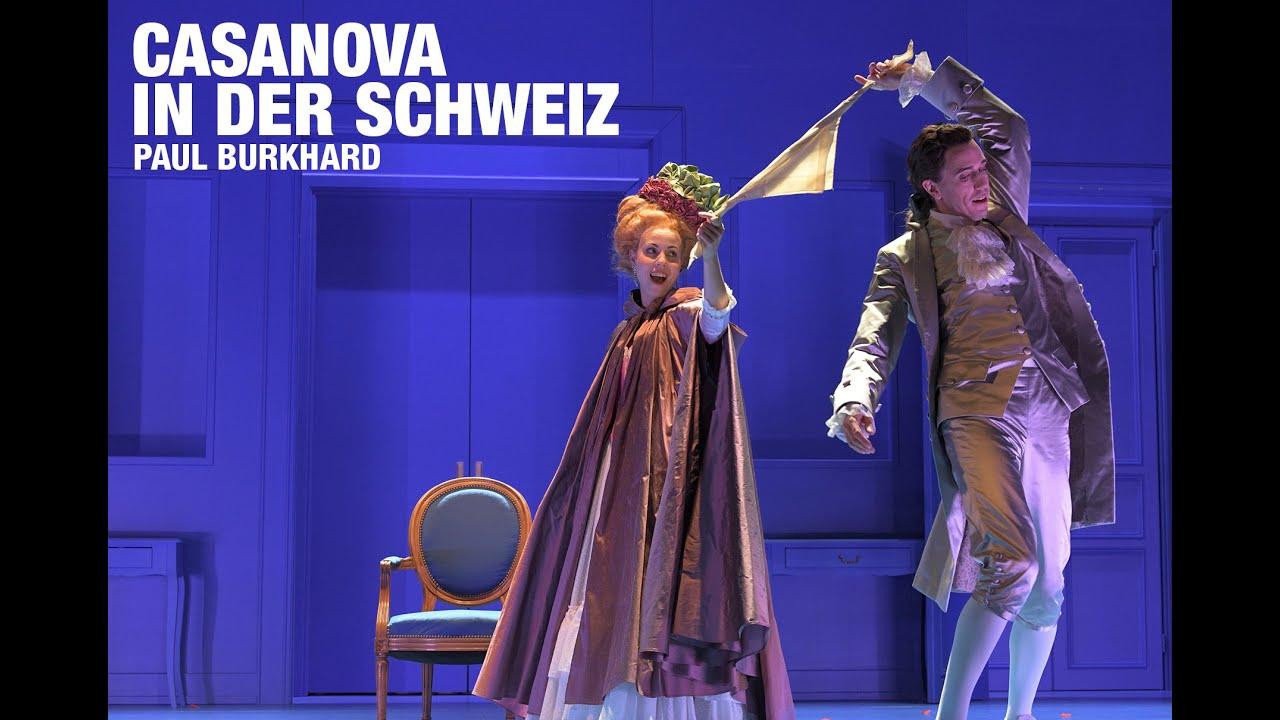 Casanova in der Schweiz – TOBS Theater Orchester Biel Solothurn