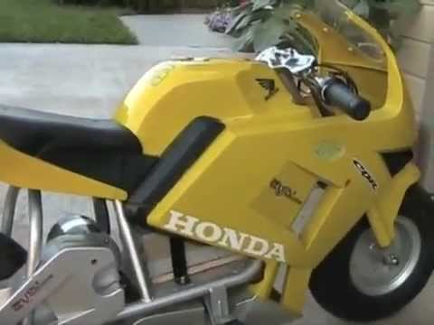 36 volt honda minimoto information youtube. Black Bedroom Furniture Sets. Home Design Ideas