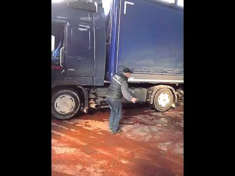 Soğukta üşüyen Tırcı Dayı Youtube