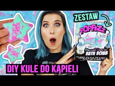 Zestaw DIY KULE DO KĄPIELI 🇺🇸  Agnieszka Grzelak Vlog