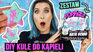 Zestaw DIY KULE DO KĄPIELI   Agnieszka Grzelak Vlog