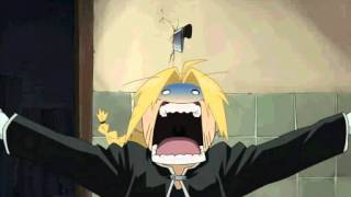 Fullmetal Alchemist Brotherhood Funny Moment