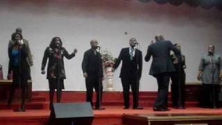 Pastor Richard Brown - Jesus he never failed me yet