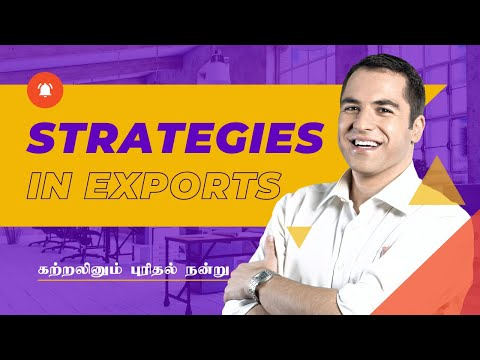 Strategies Awareness by Export Help Center