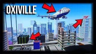 Une IMMENSE VILLE MODERNE CONSTRUITE par des ABONNÉS ! (Minecraft)