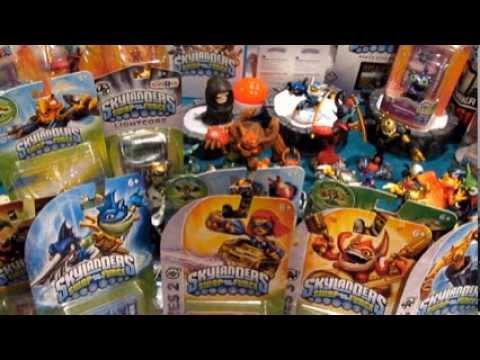 Skylanders SWAP Force Wave 2! Early Release At Toys'R'Us