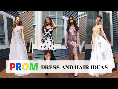 prom-dress-and-hair-ideas-2019- -romina-gafur