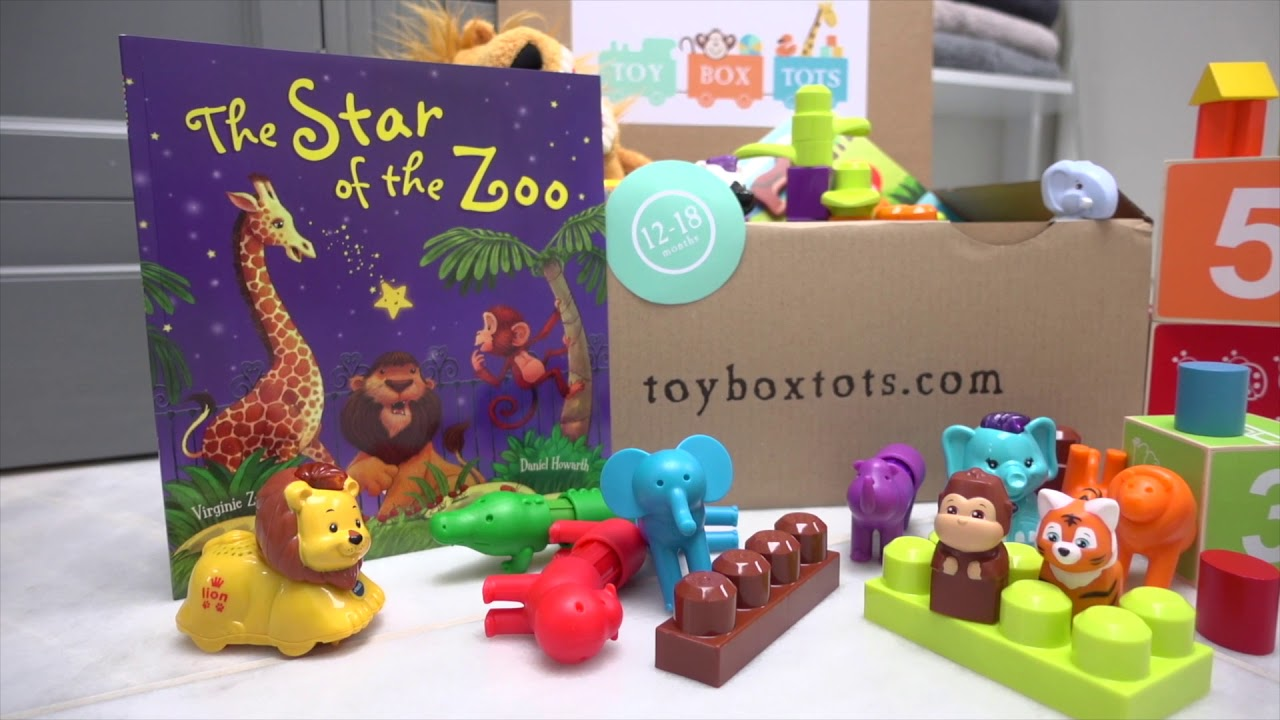 Toy Box Toys 9 Pre Launch Fun For Our New Eco Box Range