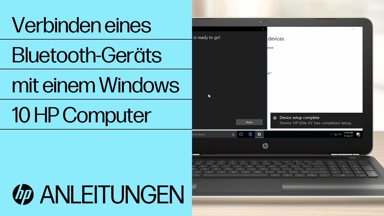 Bluetooth Lautsprecher Mit Pc Verbinden Windows 7