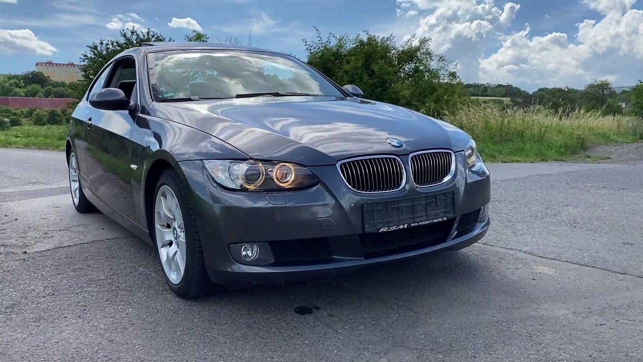 2007 | BMW 325i E92 Manual | POV Test Drive + Acceleration 0 - 200 km/h