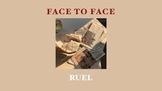 Face to Face - Ruel THAISUB w lyrics [ซับไทย|แปลไทย]