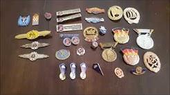 DDR Orden, Abzeichen und Anstecker - Teil 1 GDR Medal Badge