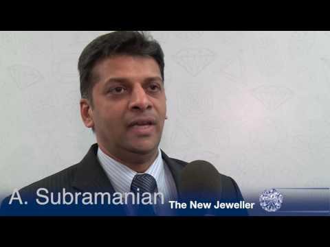 Interview A  Subramanian